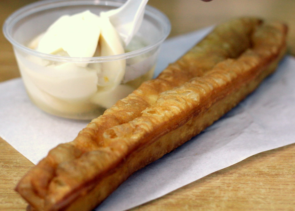 Ultimate Upper Thomson Food Guide: rochor beancurd tauhuey with youzharkway