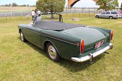 1966 Sunbeam Tiger Roadster