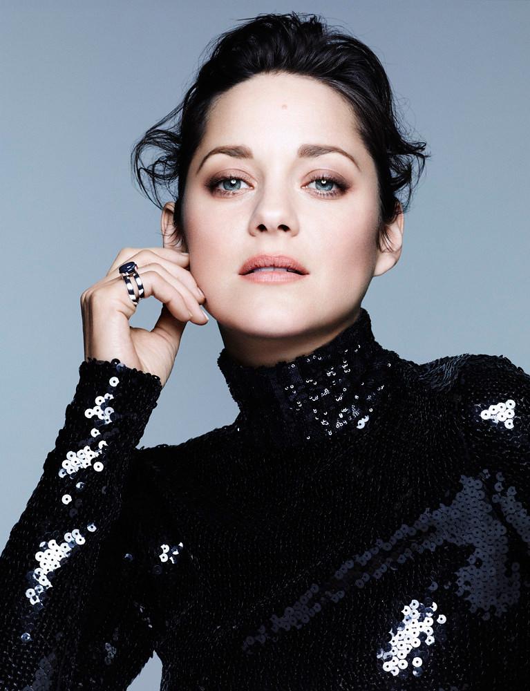 Марион Котийяр — Фотосессия для «Dior» 2015 – 6