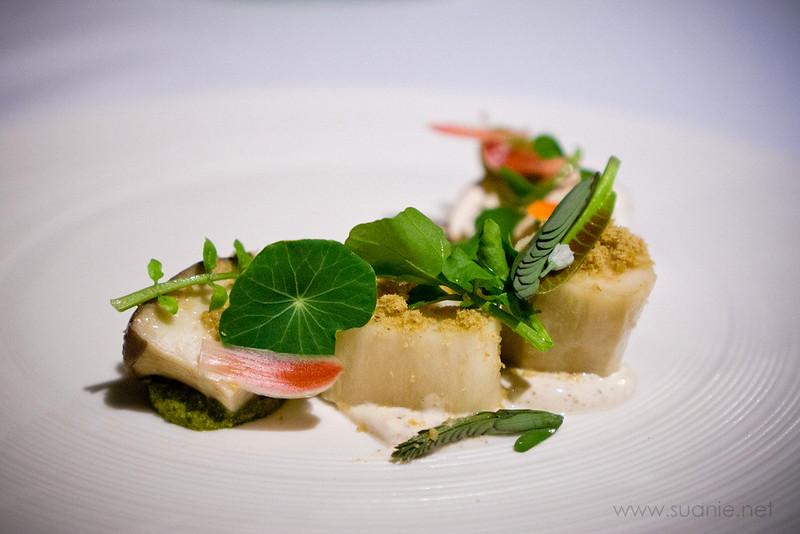 Dewakan, Kuala Lumpur - mushrooms dish