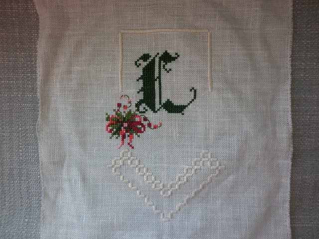Hardanger - L in progress