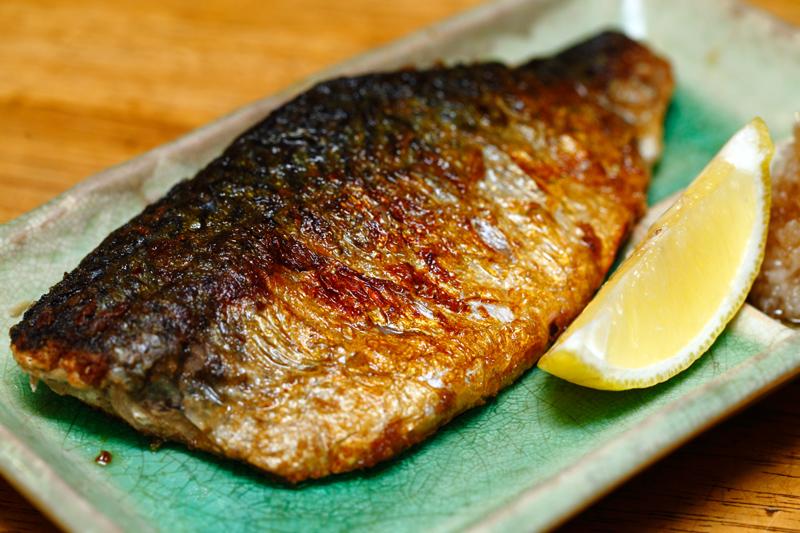 tenka daiichi Grilled-Mackerel