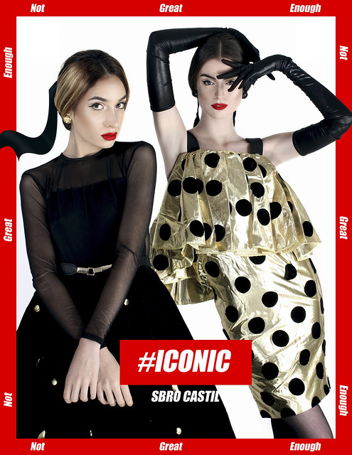 SBRO CASTIL: #ICONIC (Campaign)