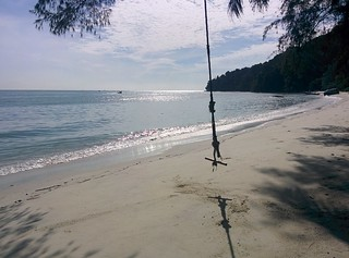 Monkey Beach (Teluk Duyung) Monkey Beach の画像.
