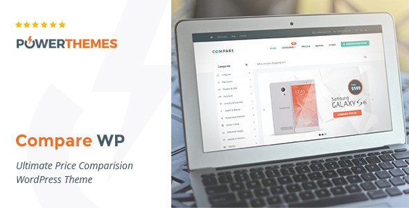 Price Compare v2.0 – Price Comparison WordPress Theme