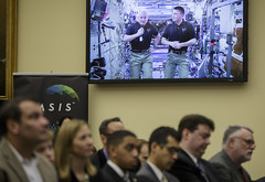 ISS Downlink with House Committee on Science, Space and Technology (NHQ201512020010)