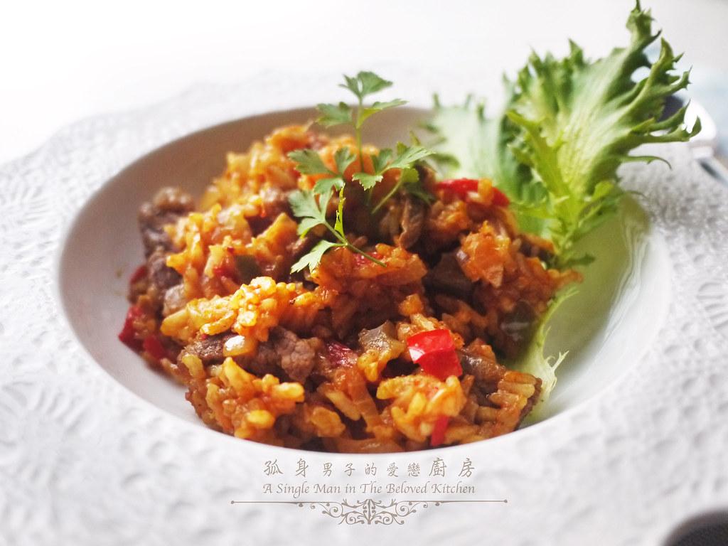 孤身廚房-Jambalaya什錦飯──美國南方多元風情文化融合的經典料理36