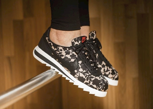 Nike x Liberty Holiday 2015 Cortez sneaker photo by 43einhalb