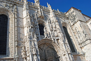 Imatge de Jerónimos Monastery a prop Algés. portugal lisbon harveybarrison hbarrison