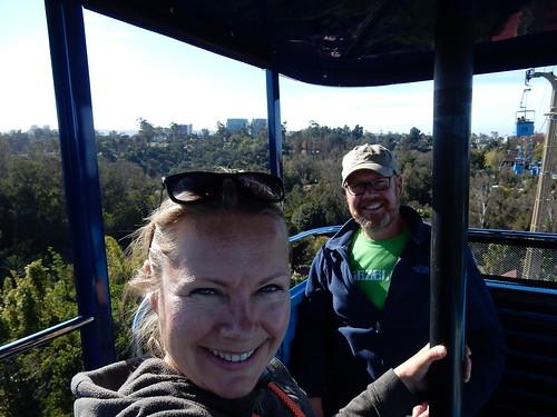 San Diego Zoo - Skyfari