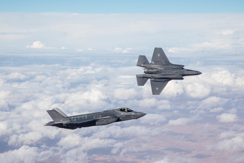 إسرائيل تتسلم أولى مقاتلات «إف 35» الأميركية في ديسمبر - صفحة 2 31248317650_fe2d07ed0f_b