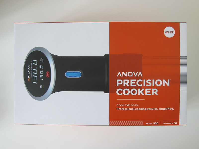 Anova Precision Cooker - Box Front
