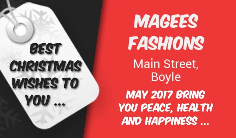 Magees Christmas 2016