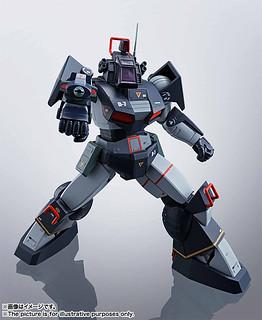HI-METAL R 《太陽之牙》游擊隊戰鬥機體「達格拉姆」登場! 太陽の牙ダグラム