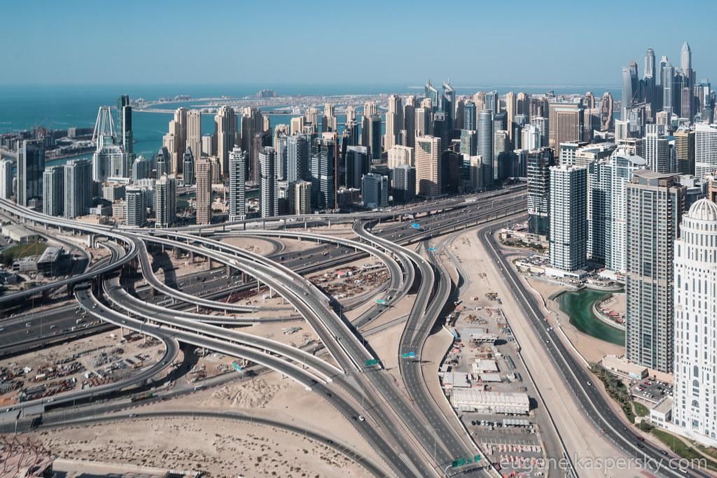 Desert stroll / UAE