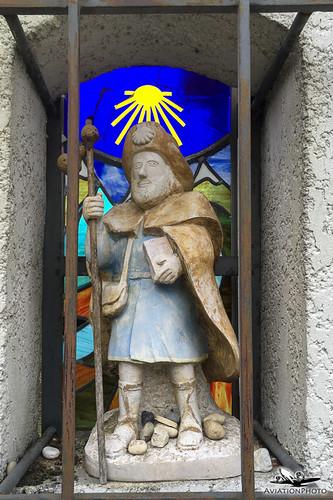 Camino Santiago Day 7: Les Abrets -> Le Pin