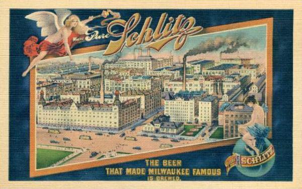 schlitz-postcard