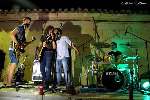 Concierto Himalia en Benegiles (Zamora)