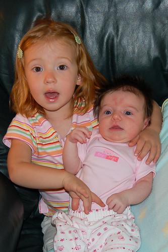 Evelyn & Hannah
