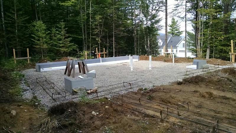 WarmFörm Install, Maine Aug15