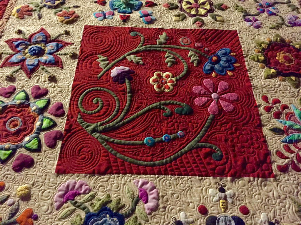 Quilting hand appliquéd quilts marty quilts