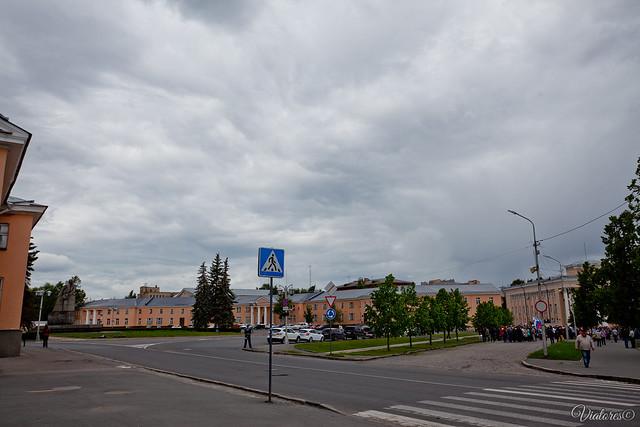 Ploschad Lenina. Petrozavodsk. Russia