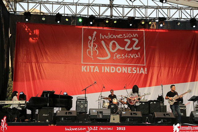 Indonesian Jazz Festival 2015 - Hemiola (1)