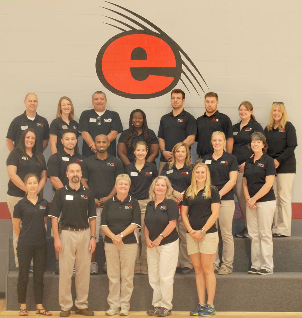 Campus Recreation Staff