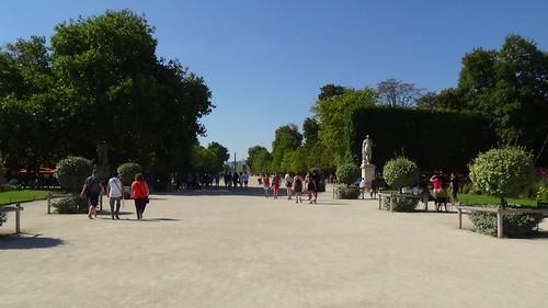 Paris Jardin des Tuileries Aug 15 6