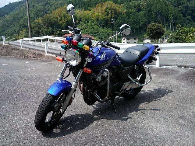 Honda CB400SF-K