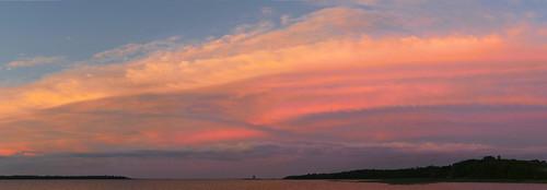 sunset panorama ontario canada manitoulinisland barrieisland panasoniclumixfz1000 juliabay