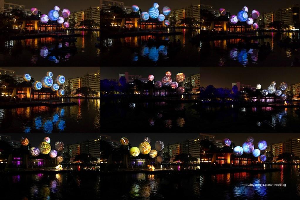 球體光雕藝術節  (1)