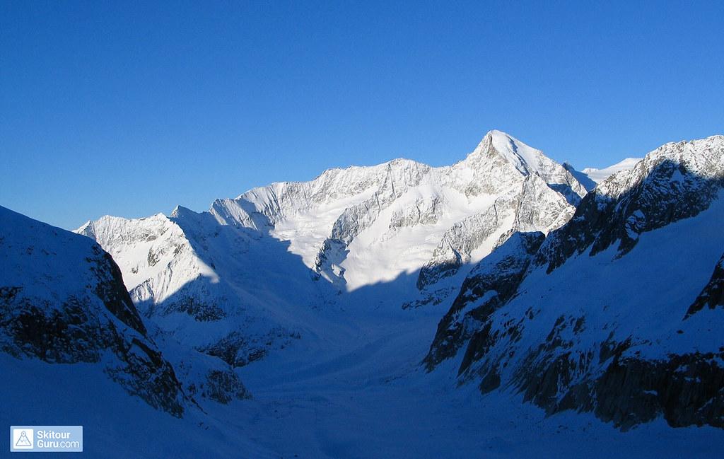 Grosser Aletschhorn Berner Alpen / Alpes bernoises Switzerland photo 04