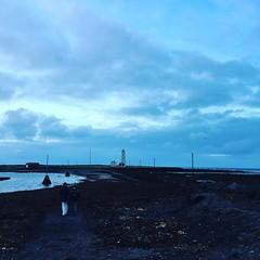 Grótta. #lighthouse #chillborderingfreakingcold