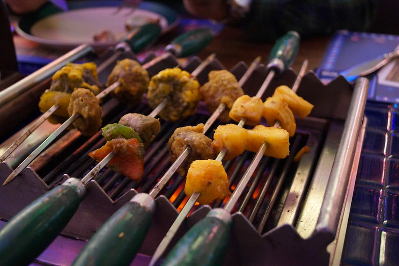 #Barbeque Nation