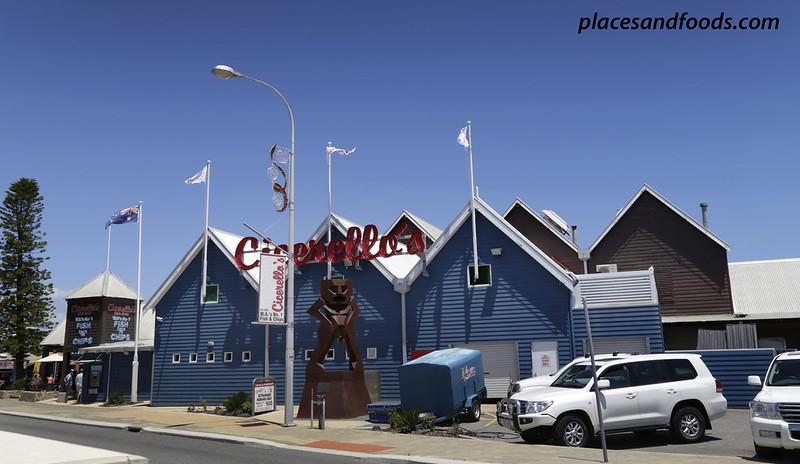 Cicerello Fremantle Restaurant