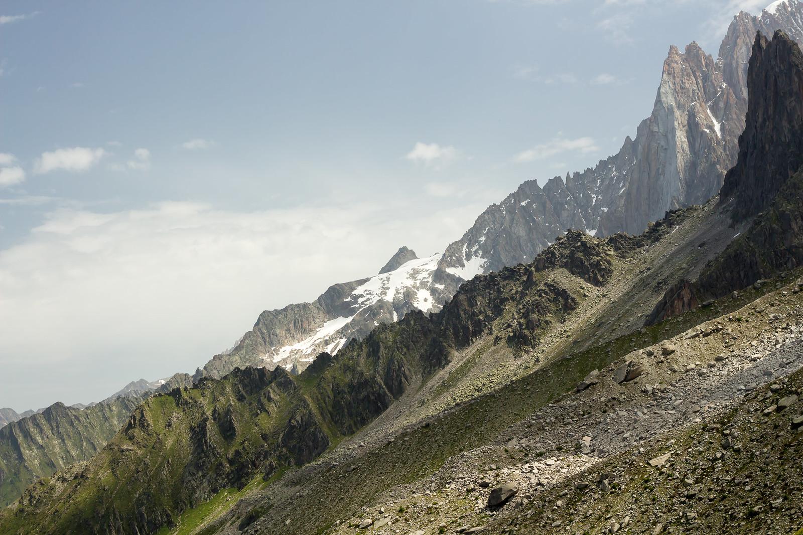 Шамони Мон-Блан - Прекрасные горные пейзажи