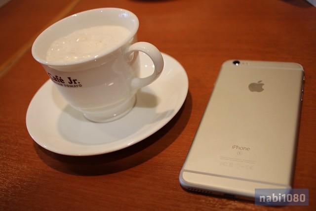iPhone 6sローズゴールド19