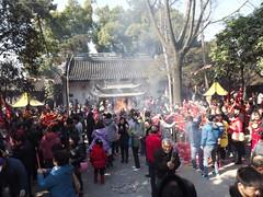 Hanshan Temple, Suzhou, China