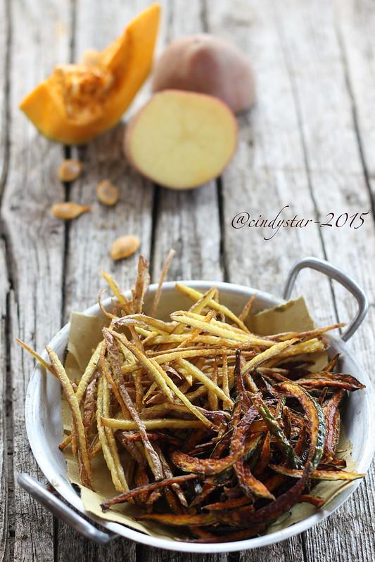 bucchips-bucce fritte