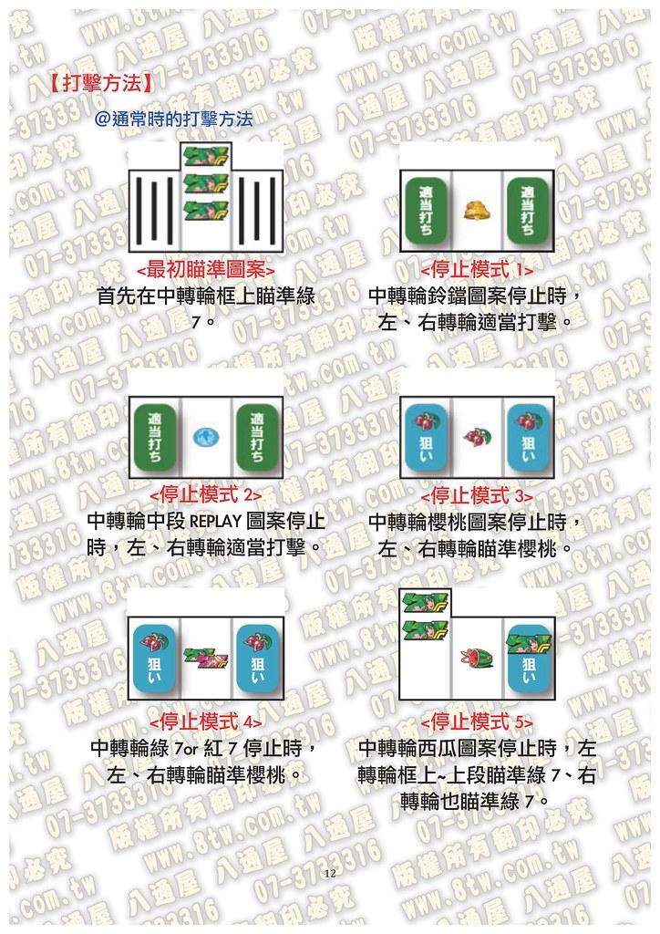 S0291超時空要塞2 BONUS LIVE VER 中文版攻略_Page_13