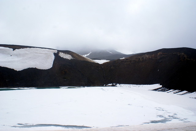 Islandia - Lago Myvatn - Viti crater