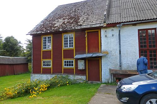 building estonia eesti hoone vesiveski villavabrik olympussh1