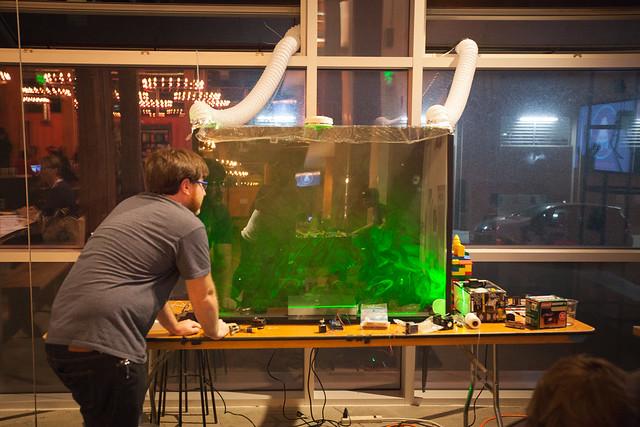 Science Hack Day San Francisco 2015