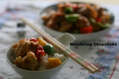 Chinese Sweet and Sour Chicken 15