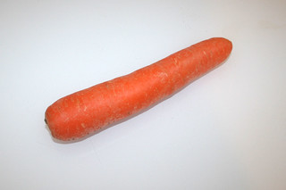 02 - Zutat Möhre / Ingredient carrot