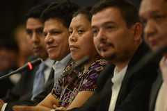 Situación del derecho a la libertad de expresión en Centroamérica