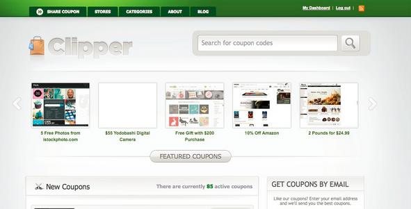 Clipper v1.6.3 - WordPress Coupon Theme AppThemes