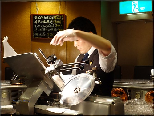 Photo:2015-11-05_T@ka.の食べ飲み歩きメモ(ブログ版)_一人しゃぶしゃぶは実は使い勝手良いですね!【赤坂】しゃぶ玄_06 By:logtaka