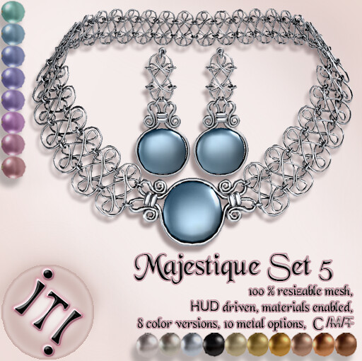!IT! - Majestique Set 5 Image